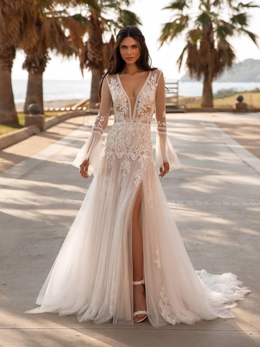 Nouvelle collection 2021 de robes de marié